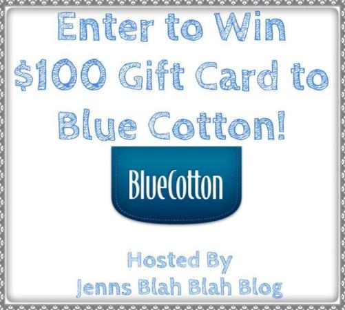 Blue Cotton Giveaway