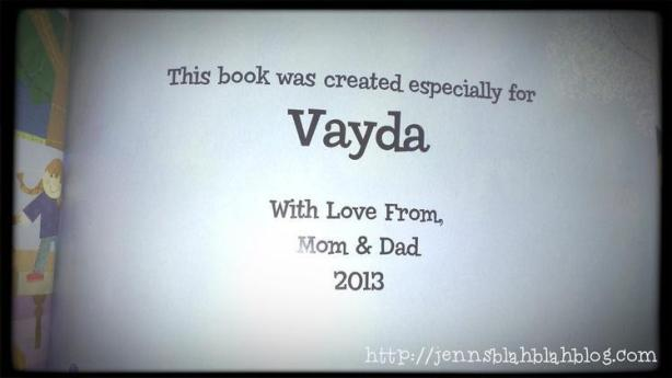 personalized children's books