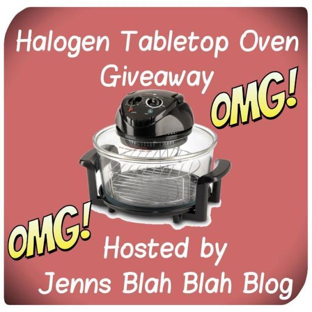 Halogen Oven Giveaway
