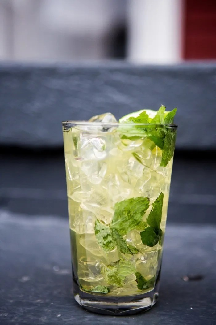 Celebrate National Mojito Day Pineapple Mojito Drink Recipe
