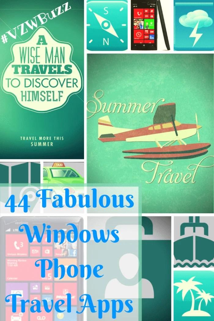 44 Fabulous Windows Phone Travel Apps