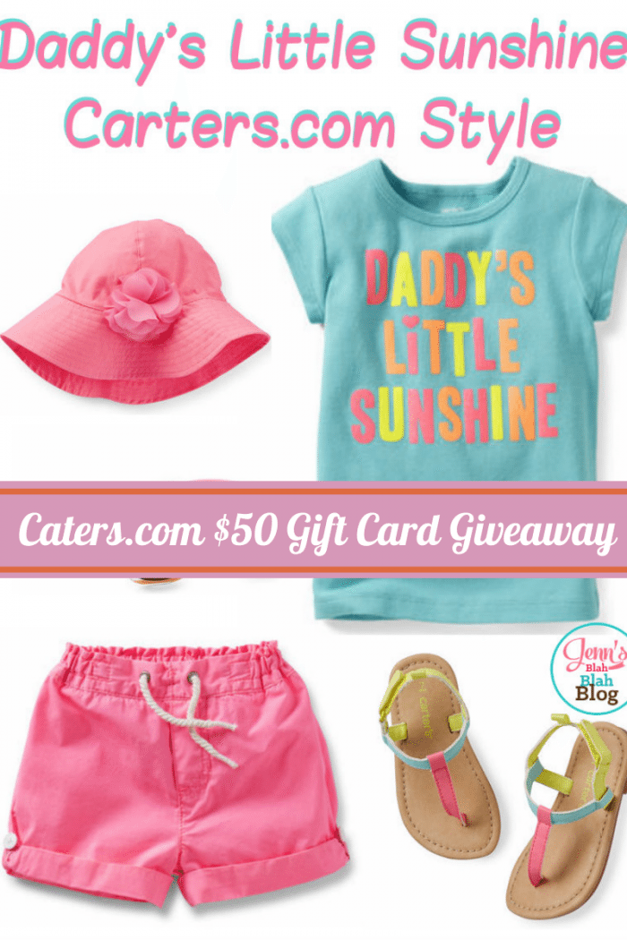 carters sweepstakes don t miss spring style at carter s 50 gift card 3205