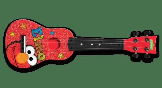 Elmo Ukelele