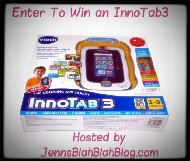 InnoTab 3 Giveaway