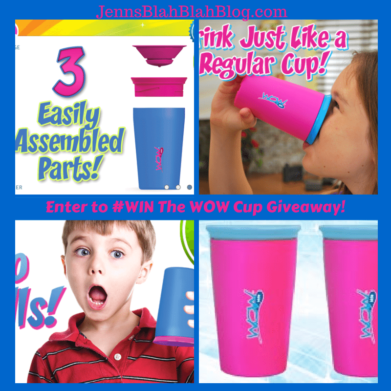 WOW Cup Giveaway