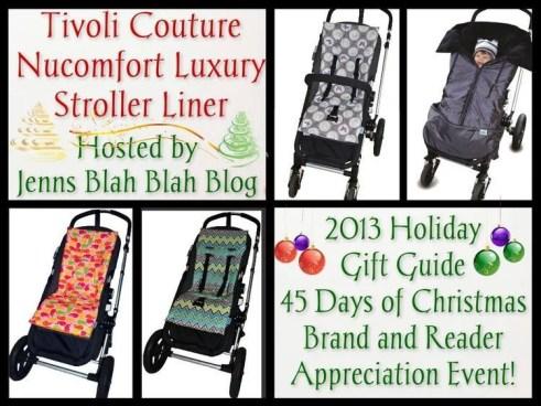 Stroller Liner Giveaway