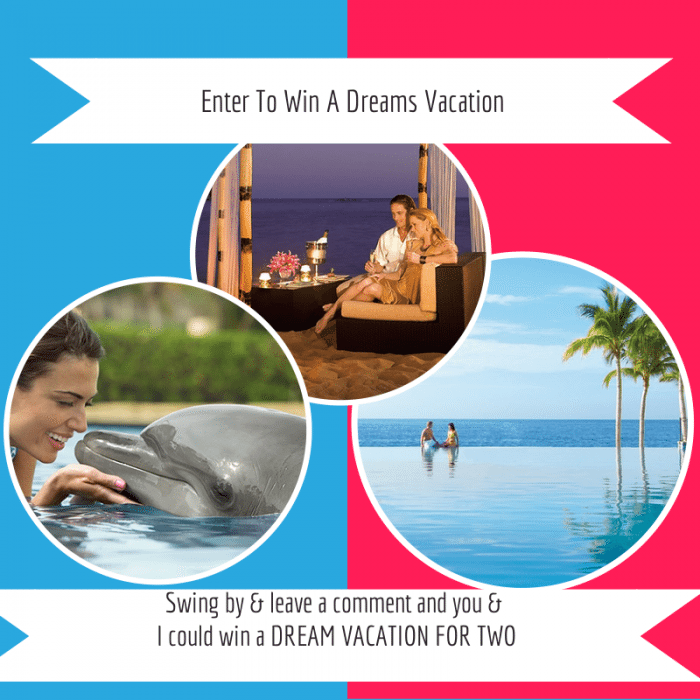 Enter To Win A Vacation For Two