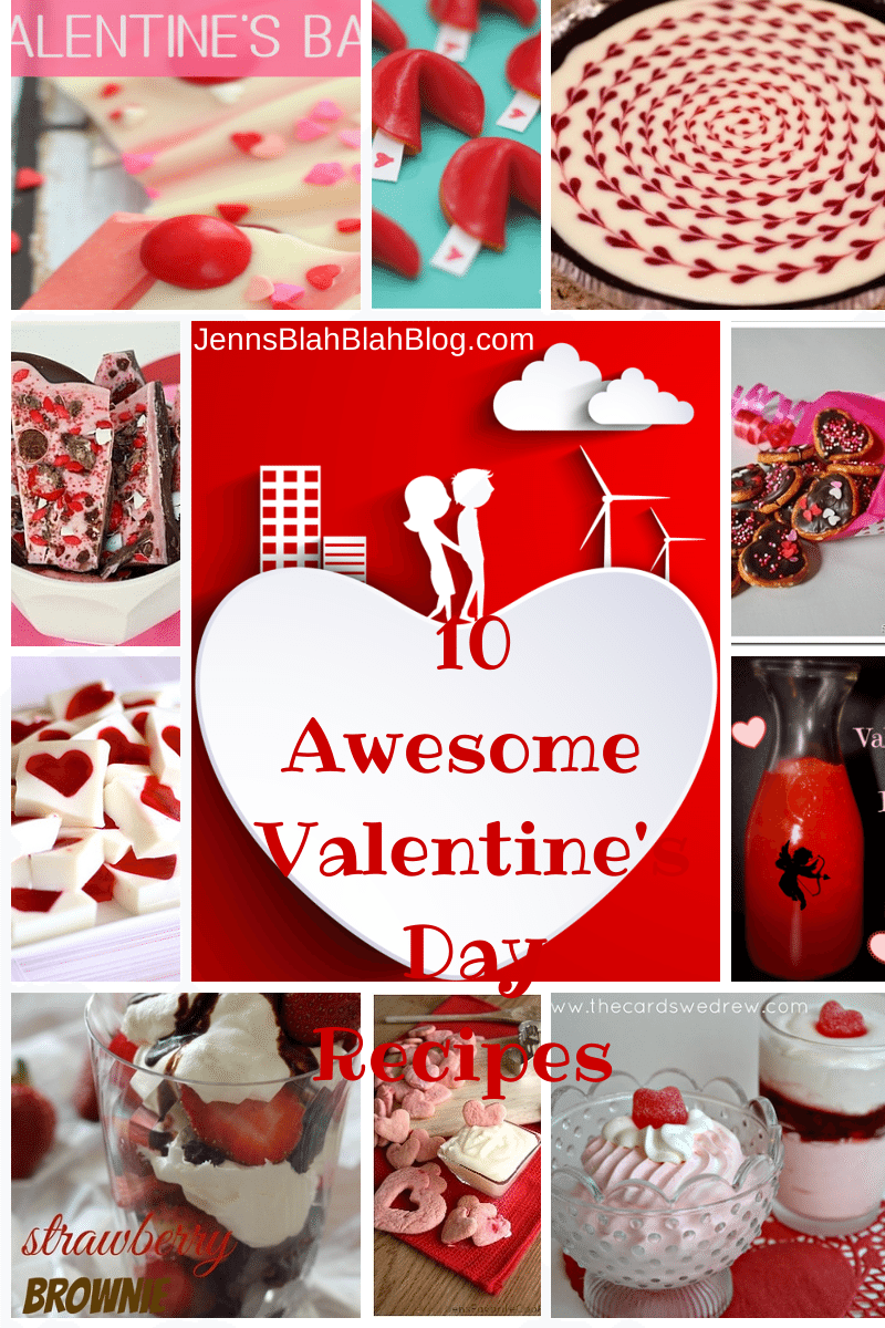 10 Valentine's Day Recipes You're Not Going To Want To Miss
