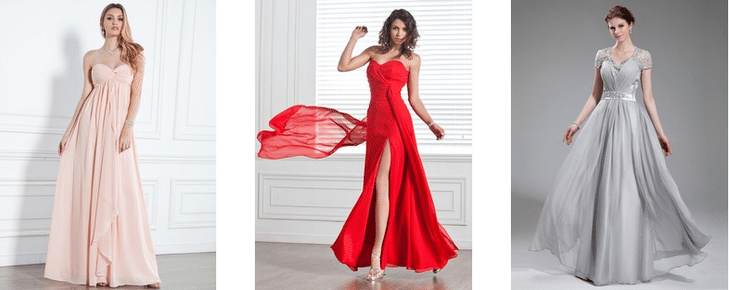 5 Tips For Picking The Perfect Evening Dress for the Holidays