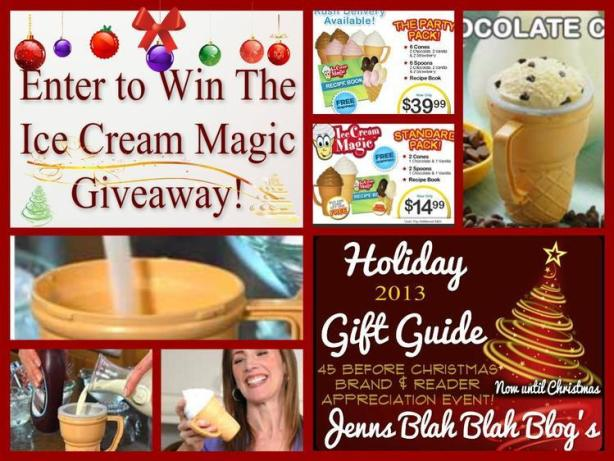 ice cream magic blog giveaway