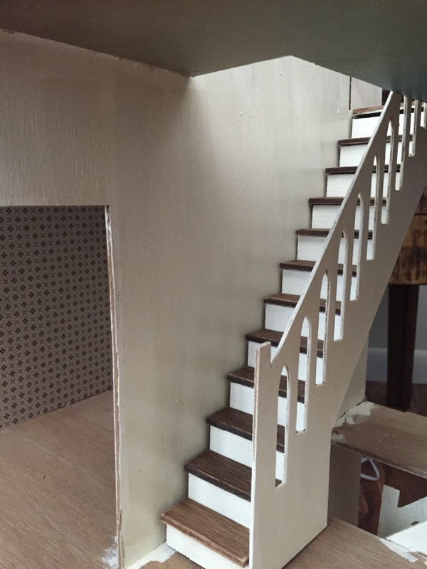 Beacon Hill Second Floor Staircase Jenn S Mini Worlds A | Second Floor Stairs Design | Floor Plan | Hall | 1St Floor Veranda | Outside | Most Beautiful