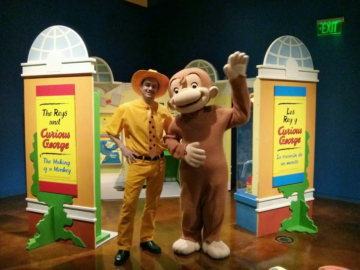 Happy New Year S Curious George George