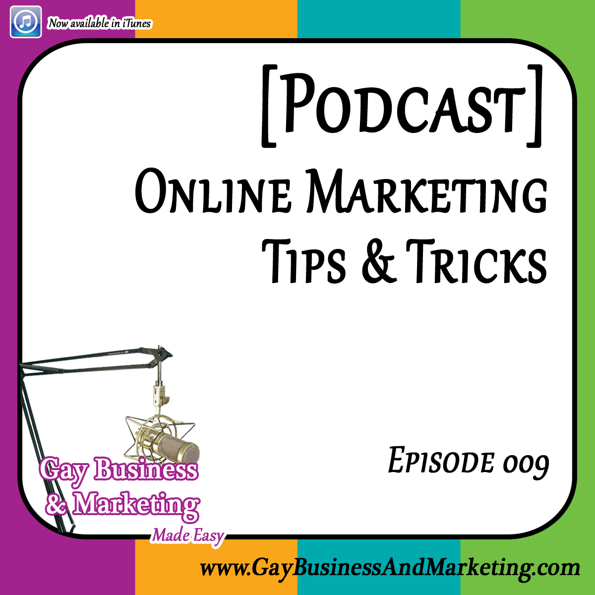 009 Online Marketing Tips Tricks Podcast Jenn T Grace