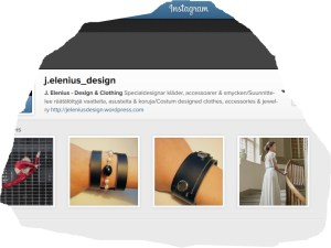 Instagram, j.elenius_design