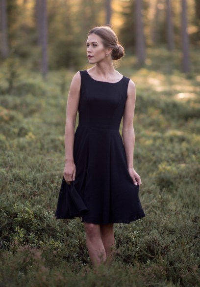 Simply Black, Dress