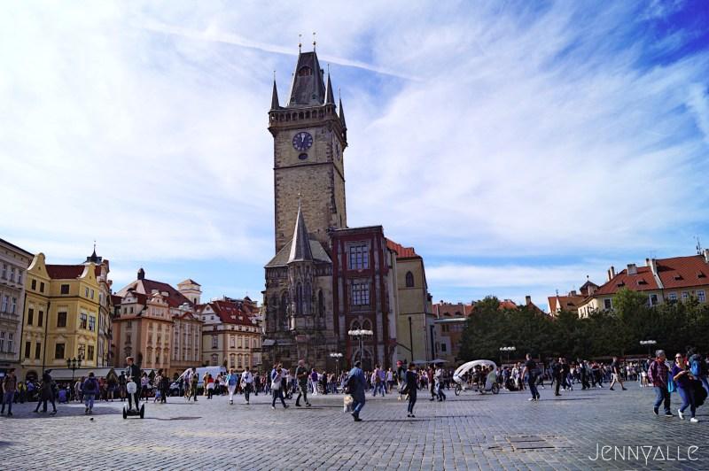 prague place vieille-ville