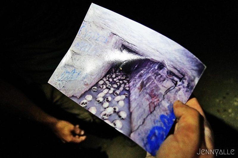 catacombes paris cadeau cataphile