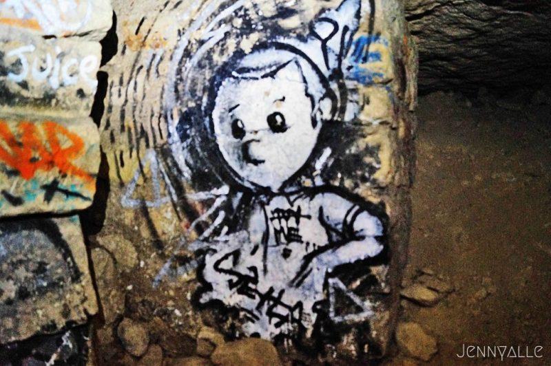 catacombes paris
