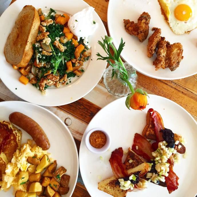 Leukste ontbijt tentjes van Amsterdam