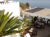 La Tangerina Terrace, Tangiers
