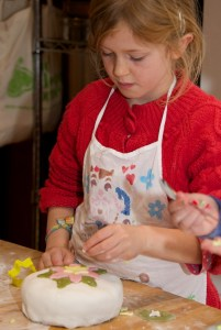 Jenny Chandler Christmas Cake