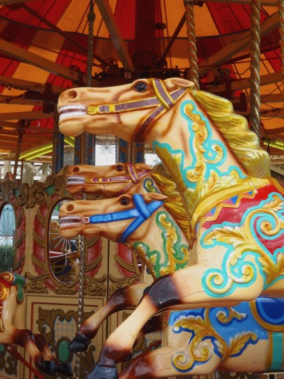 Carousel at Dreamland