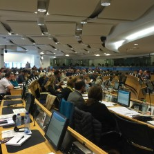 Brussels - The Economic and Social Committee