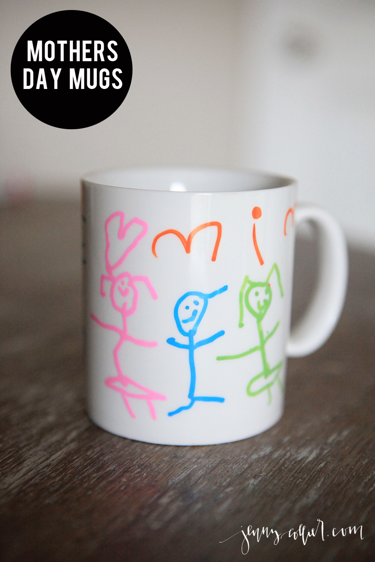 Mothers Day Mugs Jenny Collier Blog