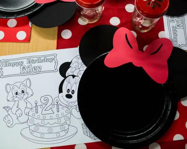 festa em buffet tema minnie