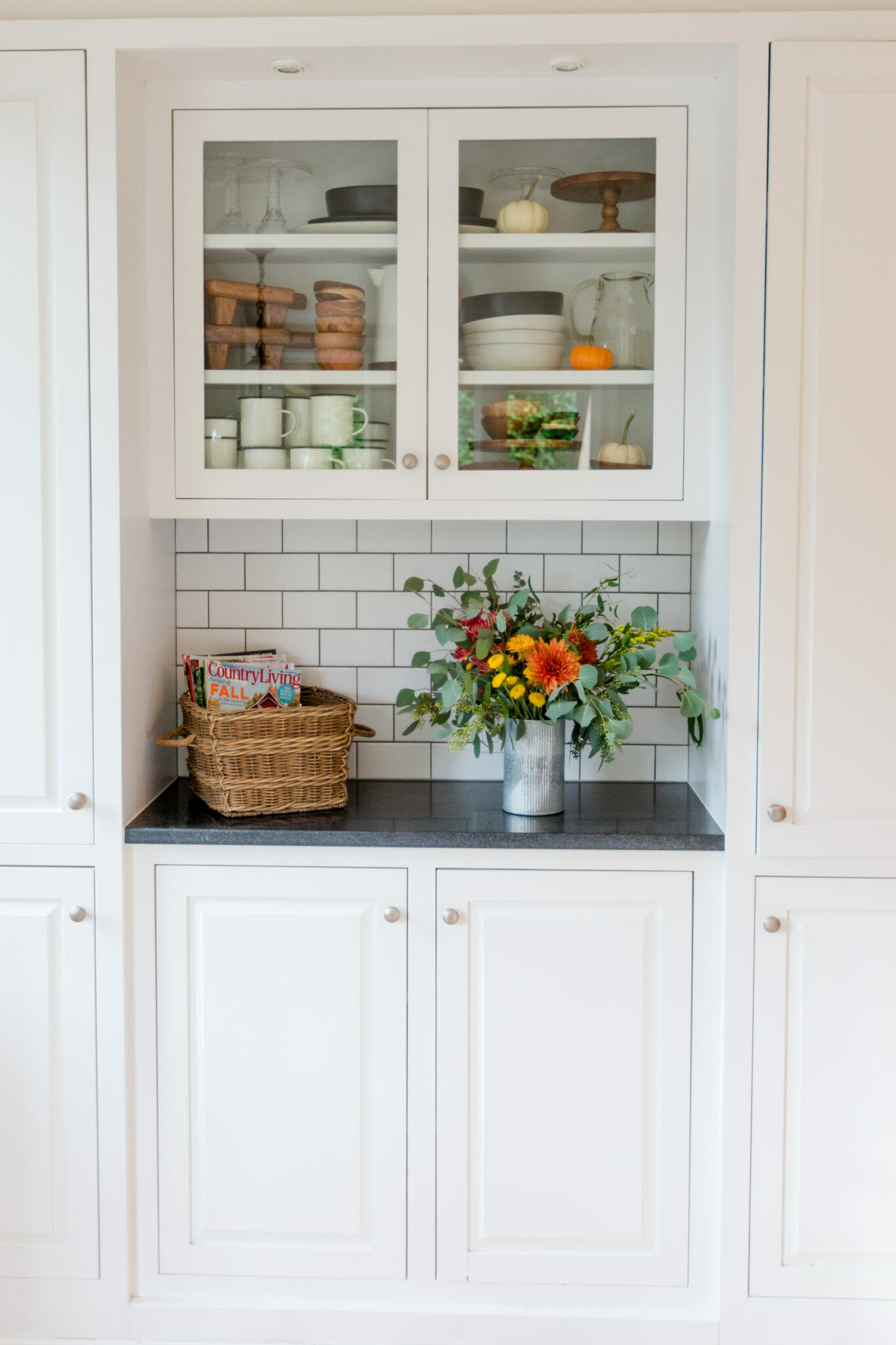 easy kitchen remodel grey backsplash simple changes to transform the look of your jennycookies