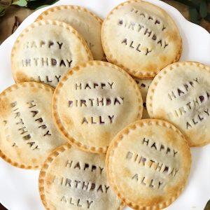 Pie Cookies