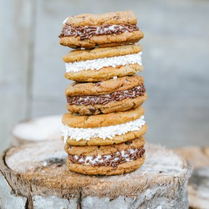 Homestyle Sandwich Cookies