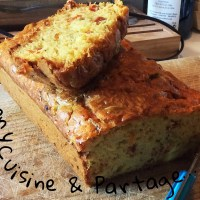 Cake salé saveurs d'été ( concours)