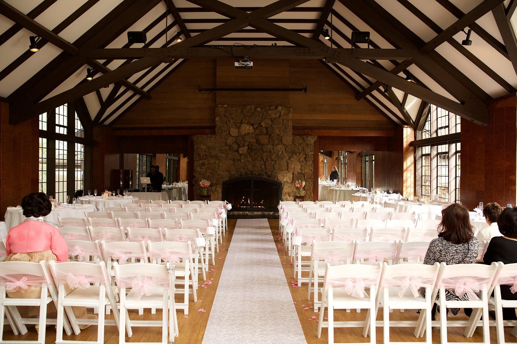 Winter Brazilian Room Wedding  San Francisco Bay Area