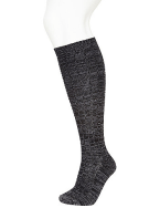 Lane Bryant Marled Boot Sock