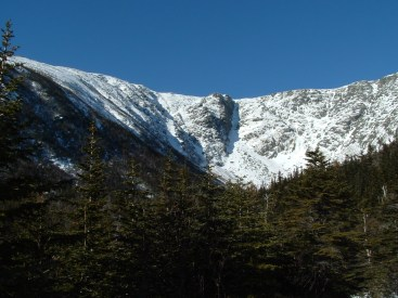 Mt Washington Huntingtonsravine panarama