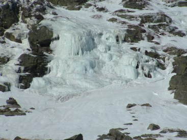Mt Washington Yale Icefall