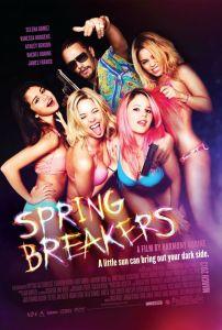 SPRING BREAKERS - American Poster 1