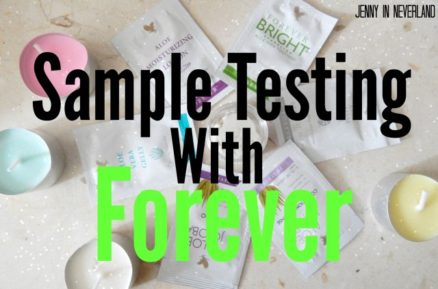Sample Testing With Forever