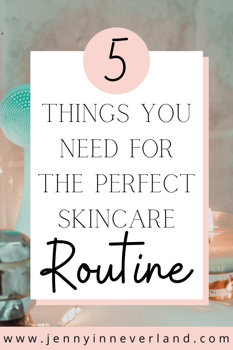 how to create a skincare routine