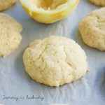 Summer Lemon Cookies