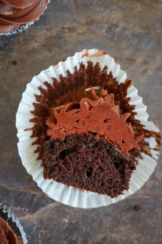 Die besten Schoko-Cupcakes