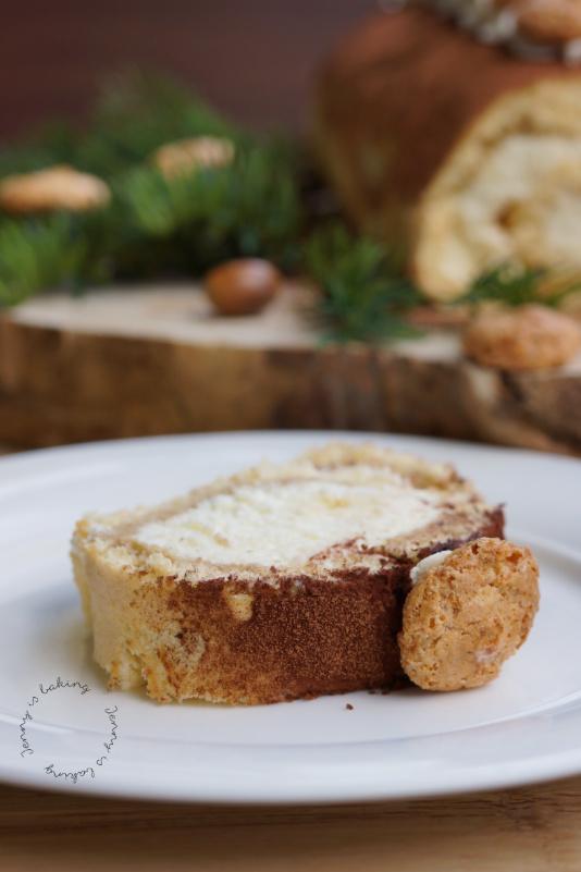Tiramisu-Biskuitrolle