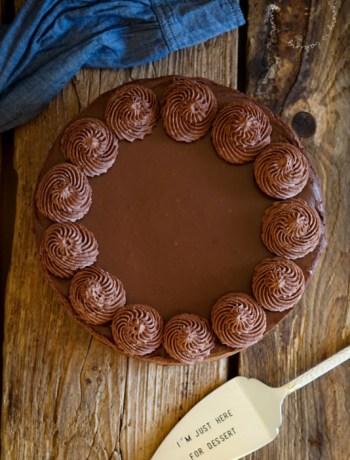 Chocolate Cheesecake als kleiner Seelenschmeichler (ohne backen)