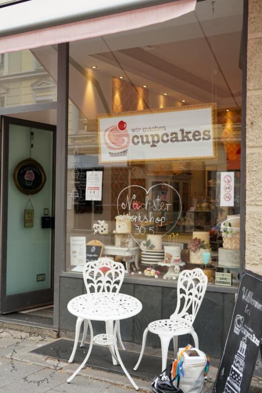Café Wir machen Cupcakes in München