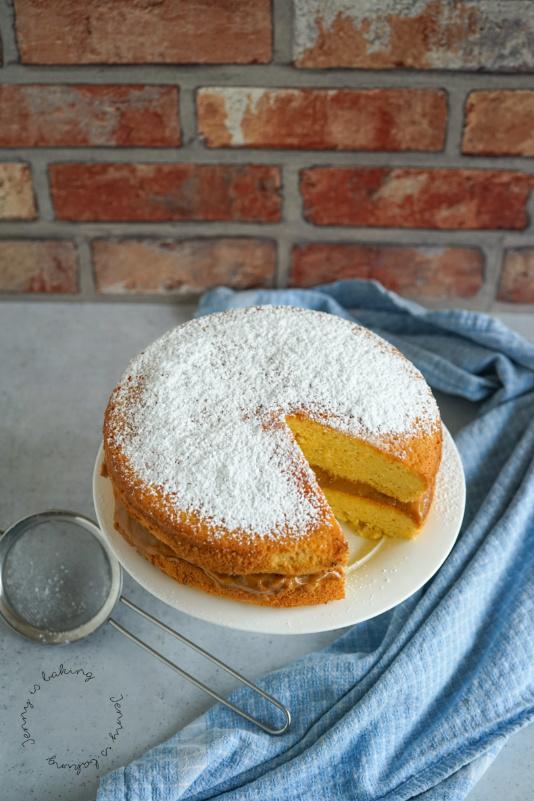 Torta Maria Louisa aus Kolumbien
