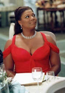 queen latifah red dress 2