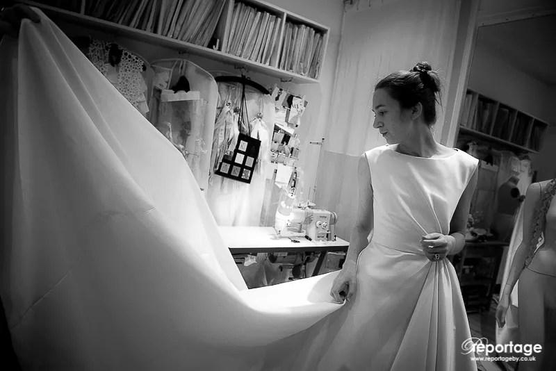 bespoke-wedding-dress-with-big-train