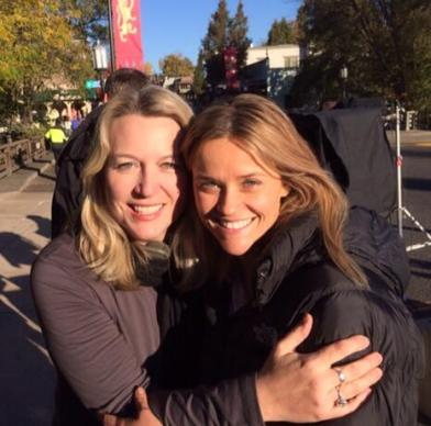 Cheryl Strayed Reese Witherspoon