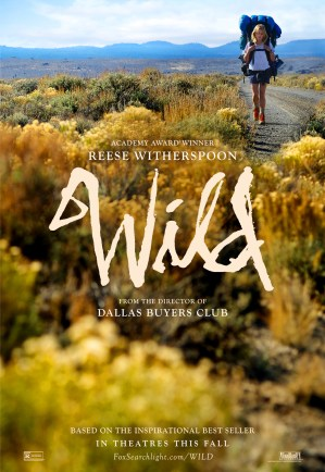 Wild movie poster Reese Witherspoon Cheryl Strayed